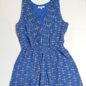 Madewell V-Neck Tank Dress- Size 2